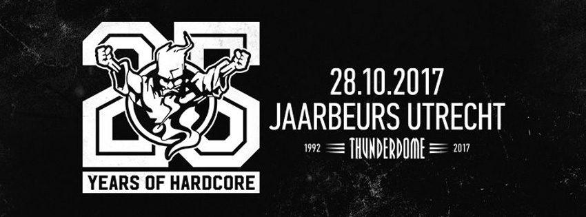 thunderdome line-up