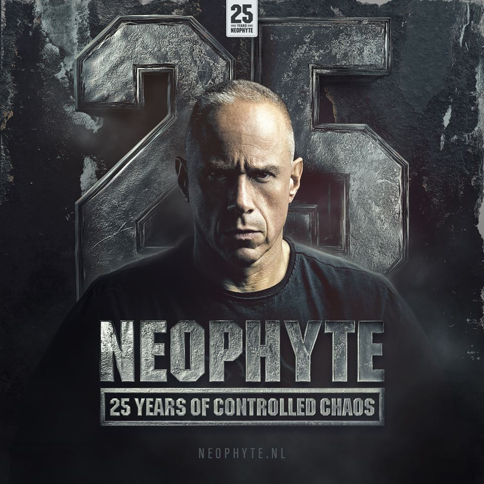 Neophyte - 25 years of controlled chaos
