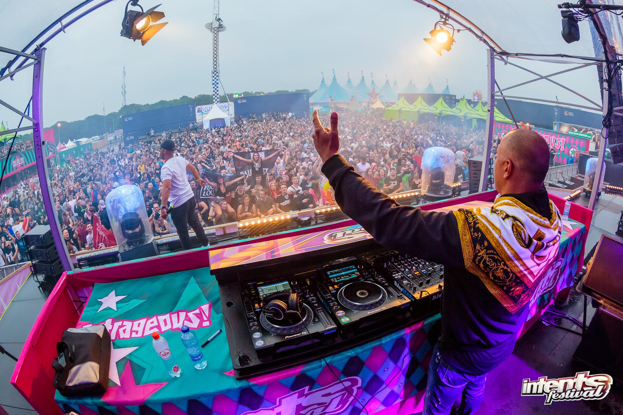 Intents Festival 2018 The Ultimate Celebration party report