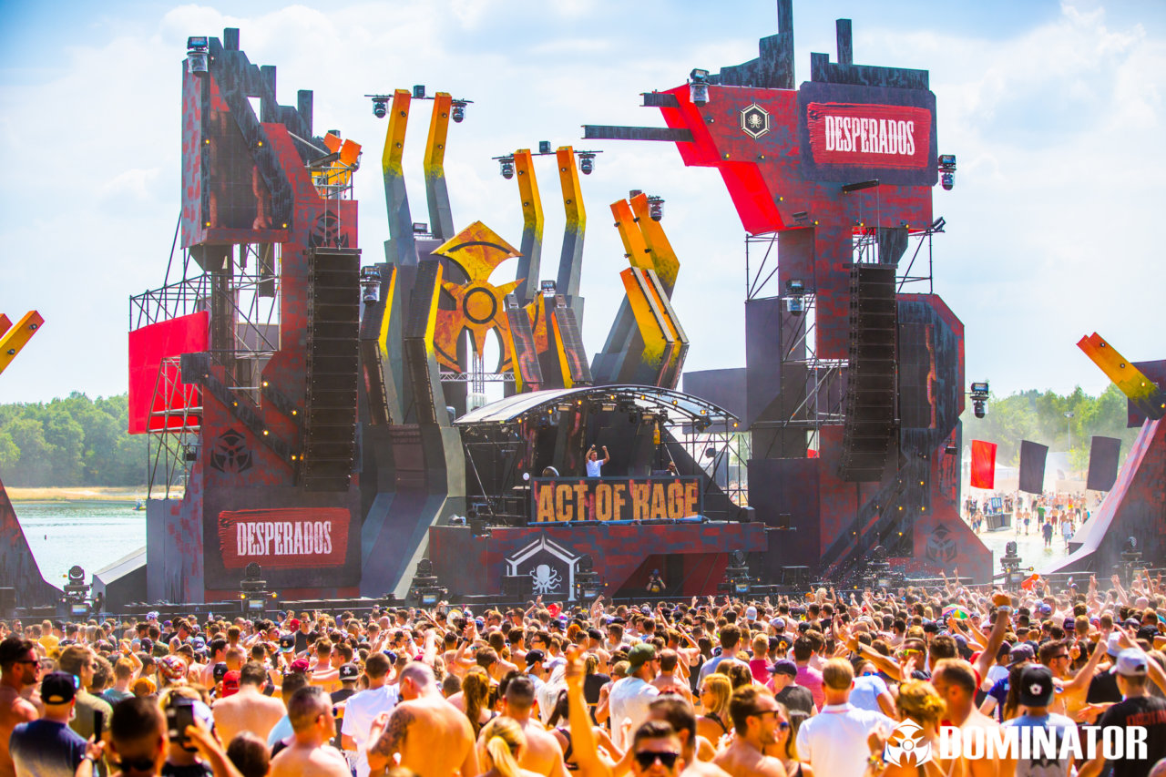 Dominator 2018 Art of Dance Q-dance