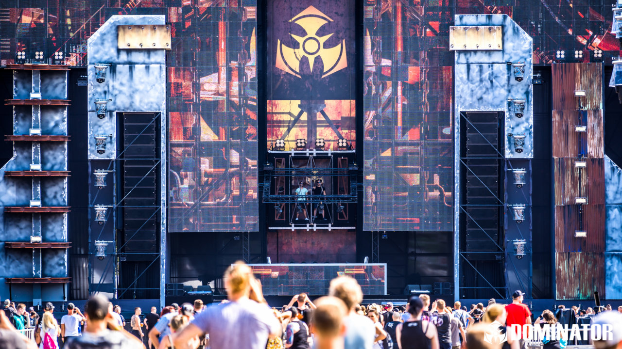 Dominator Festival 2018 - Wrath of Warlords 1