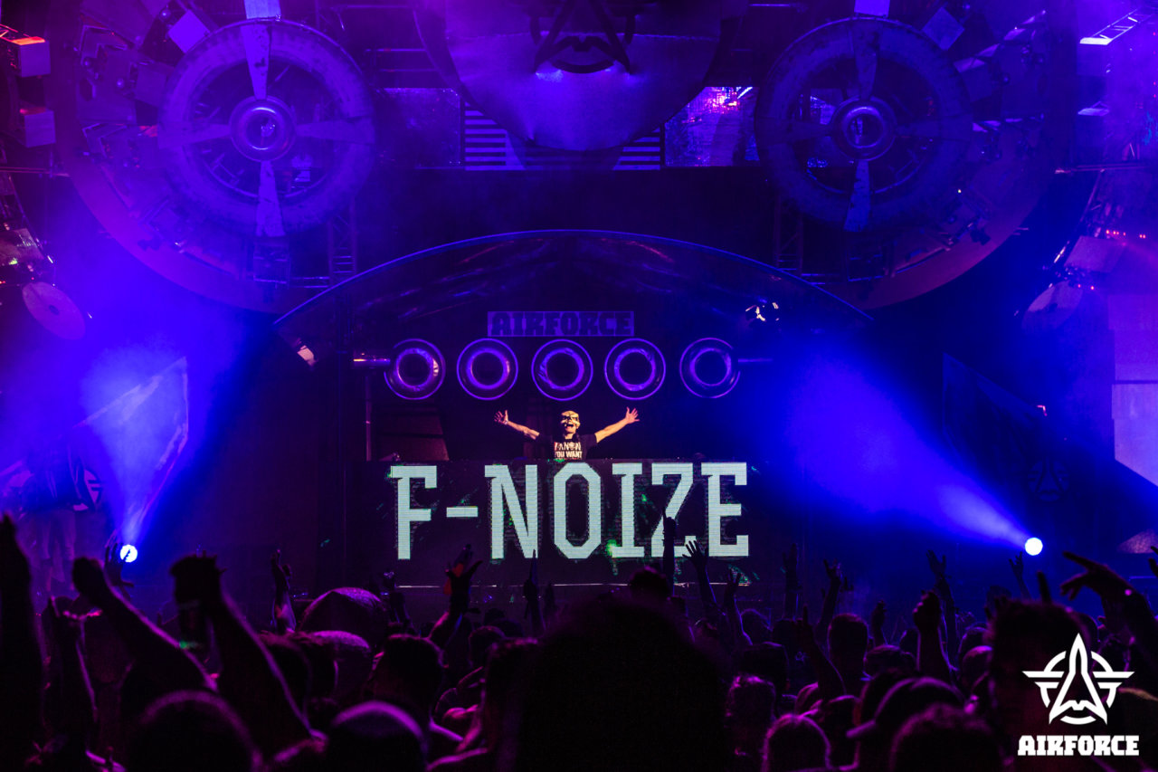 F.Noize AIRFORCE Festival
