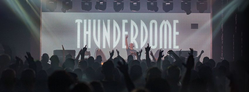 Thunderdome Die Hard III CD album