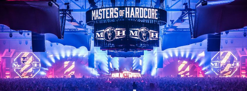 Masters of Hardcore line-up 2019