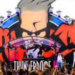 This is the Thunderdome line-up at Mysteryland