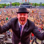 Dr. Peacock in 'The Spotlight' op Defqon.1 2019 tijdens The Gathering
