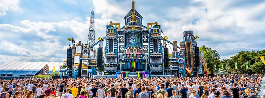Decibel Outdoor line-up 2019