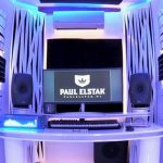 This is how the new studio of Paul Elstak looks like