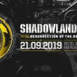 "Shadowlands Rave returns with a big line-up: ""Join the resistance now!"""