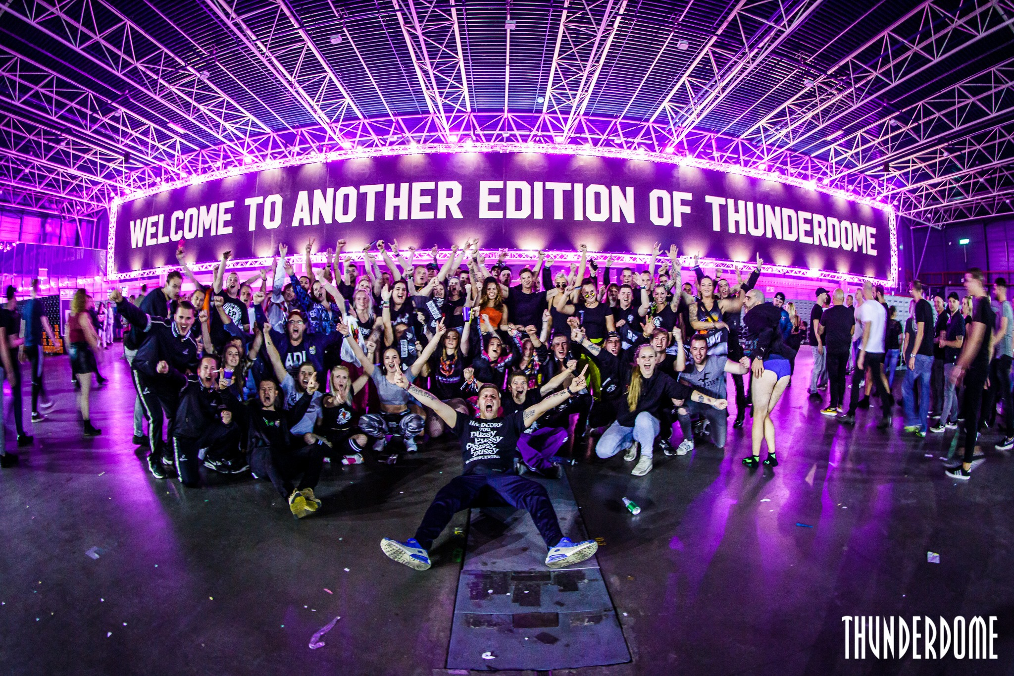 Thunderdome 2019 the guardian