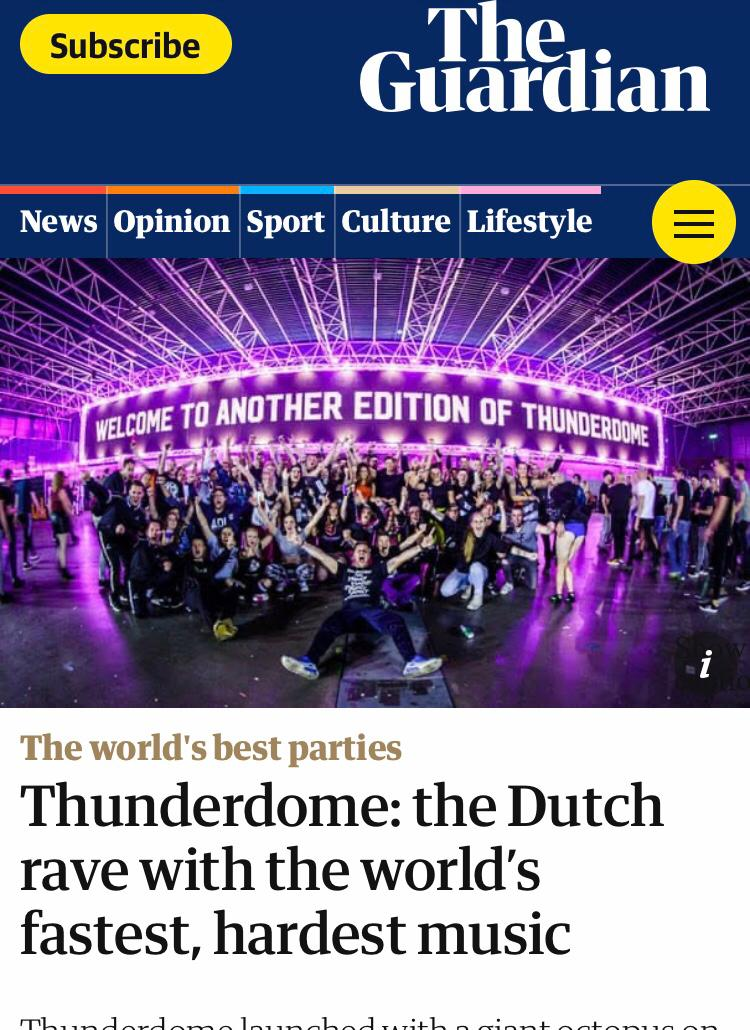 The Guardian Thunderdome